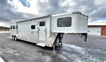 2012 Sundowner LQ 3 Horse All aluminum