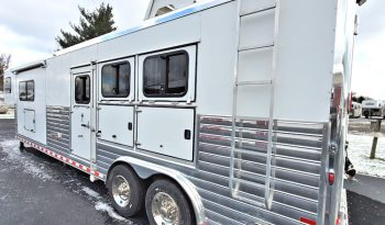 2012 Sundowner LQ 3 Horse All aluminum full