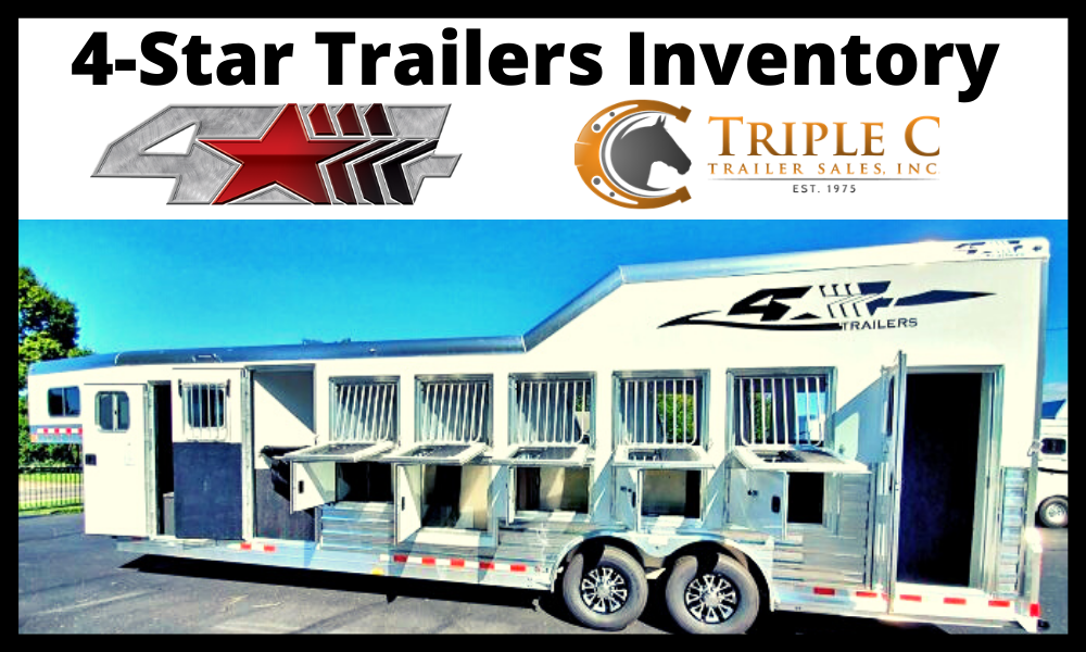 4-Star Trailers - Horse Trailer Inventory