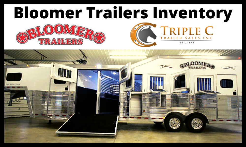 Bloomer Trailers - Used Horse Trailer Inventory
