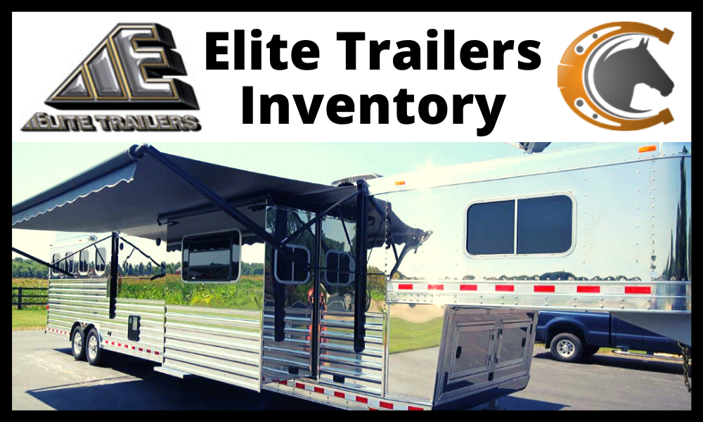 Elite Trailers - Horse Trailer Inventory