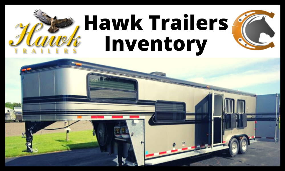 Hawk Trailers - Horse Trailer Inventory