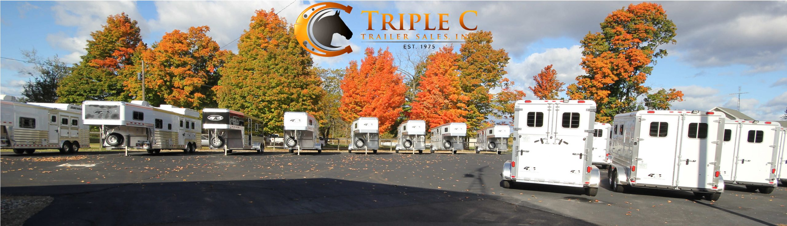 Triple C Trailer Sales Inc - Michigan's premier horse trailer dealer