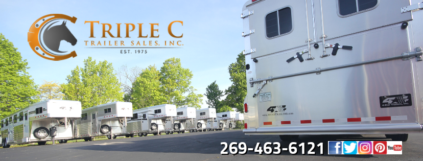 Triple C Trailer Sales - Michigan's premier horse trailer dealer