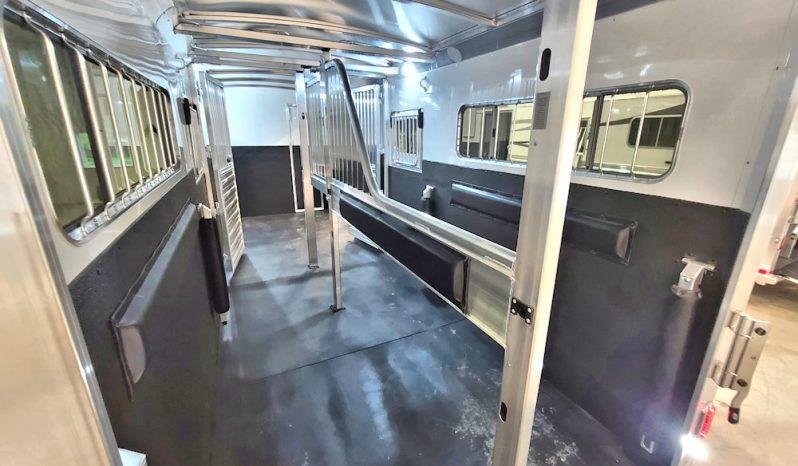 2021 4-Star 2+1 w/larger box stall, warmblood stalls and dress area full